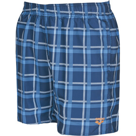 arena Devon Checks Boxers Men navy